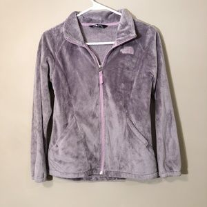 The North Face | Osolita Fleece Girls Zip Up 10/12